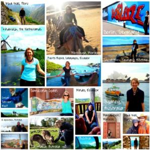 I loooove traveling and managed to stay Paleo in over 20+ countries! :)