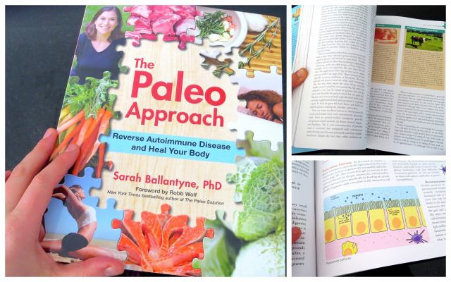 The Paleo Approach is a beautiful, user-friendly and science-based book.