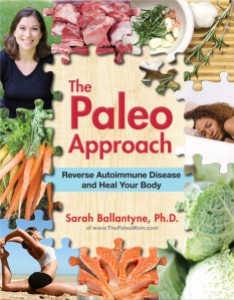 The Paleo Approach by Sarah Ballantyne, PhD