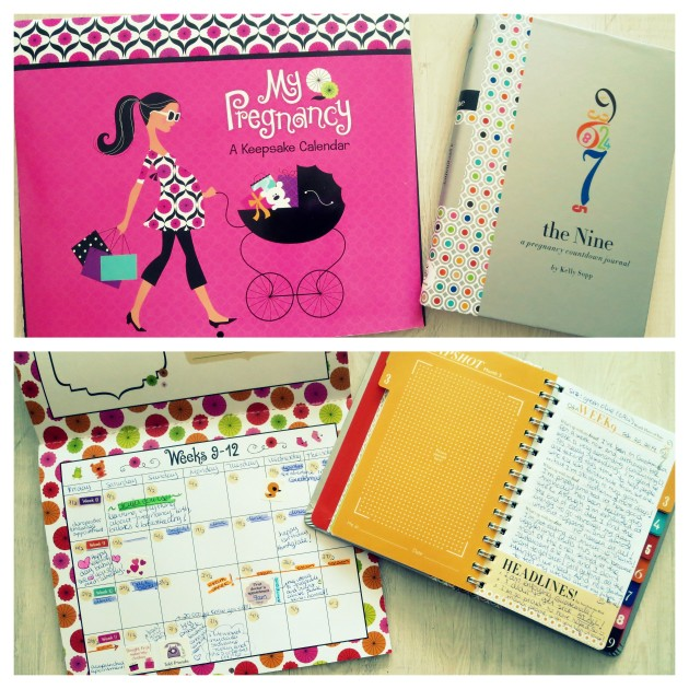 My Pregnancy Calendar and Journal