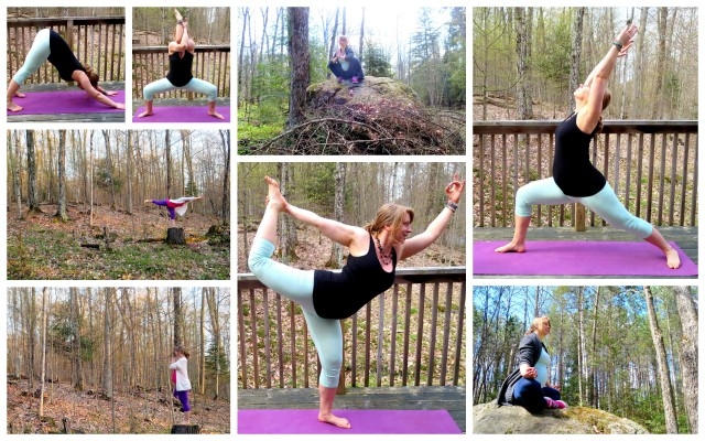 Yoga is my favorite form of exercise, pregnant or not. ;)