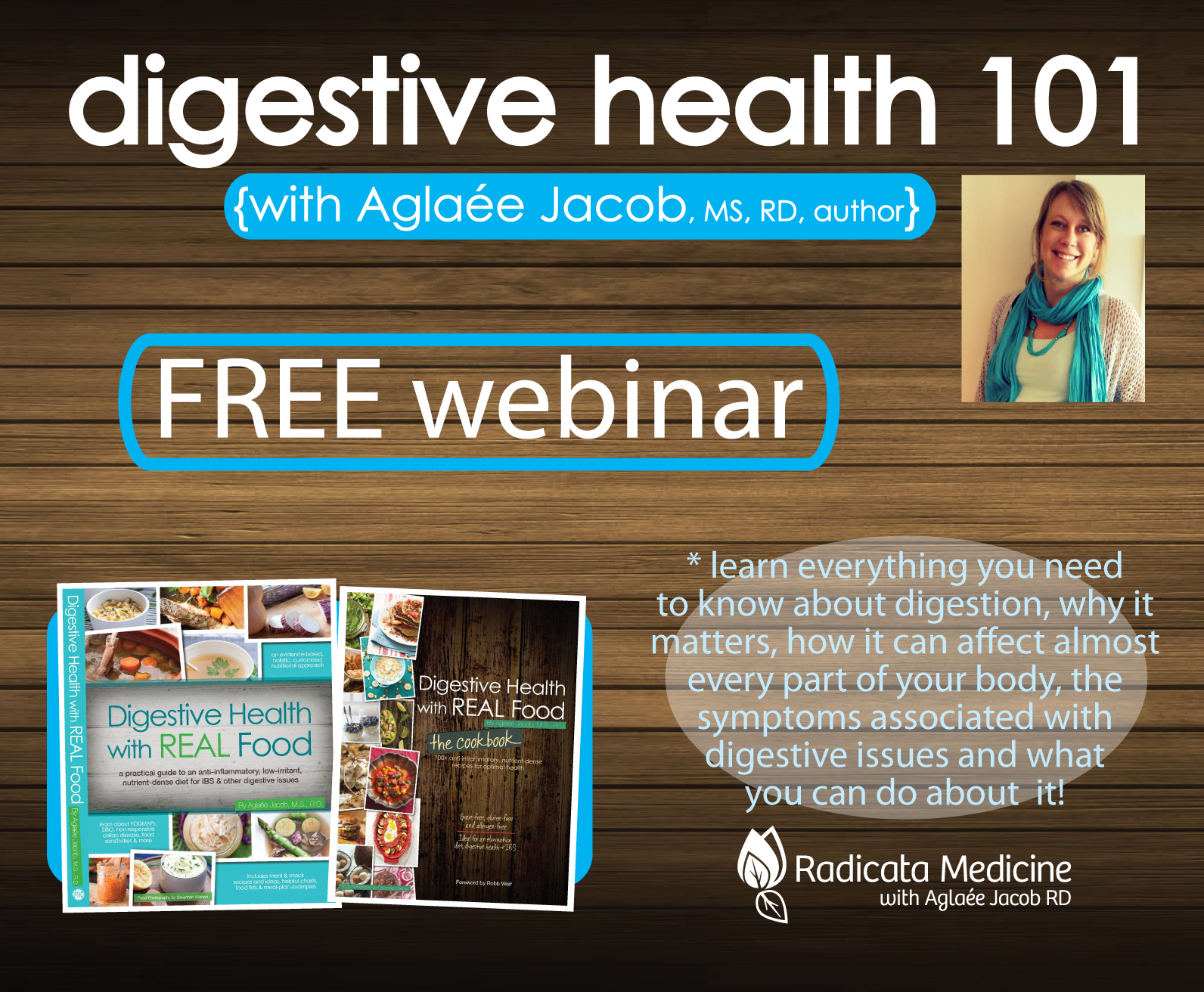 Click here to listen to my webinar Digestive Health 101.