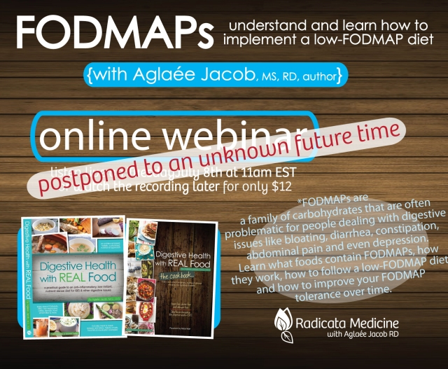 Learn about FODMAPs, how they affect your digestion and how to improve your tolerance over time.