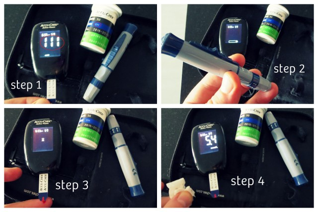 Checking your blood sugar levels at home is not that hard!