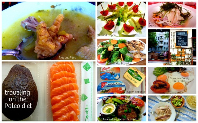 Traveling on the Paleo diet (and with food sensitivities)  is feasible!