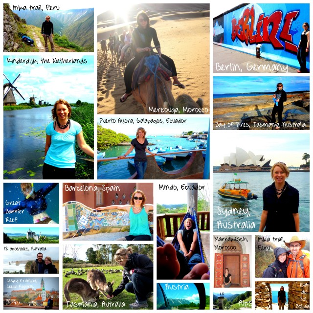 I love traveling and visited over 20+ countries in the last 5 years... and I managed to stay Paleo and gluten-free in all of them!
