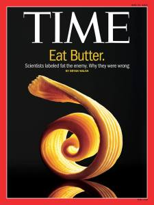 time magazine butter