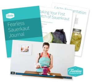 Learn how to make your own sauerkraut to save money and gain health. :)